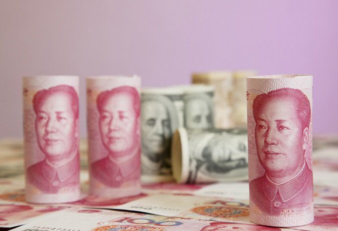 Falling forex reserves test china's resolve