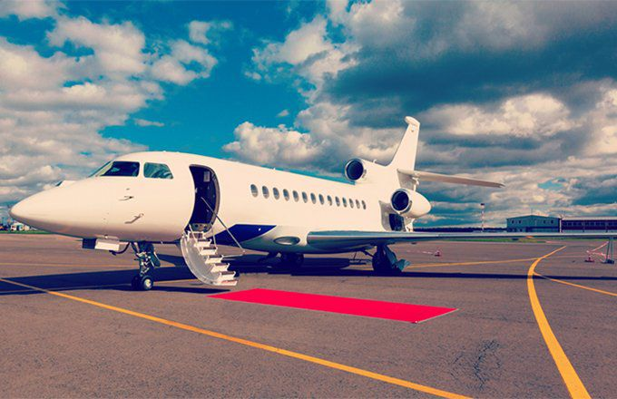 The Economics of Private Jet Charters