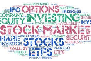 Stock market terms