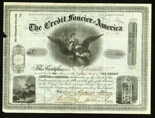 Stock Certificates Have Gone With The Winds Of Change