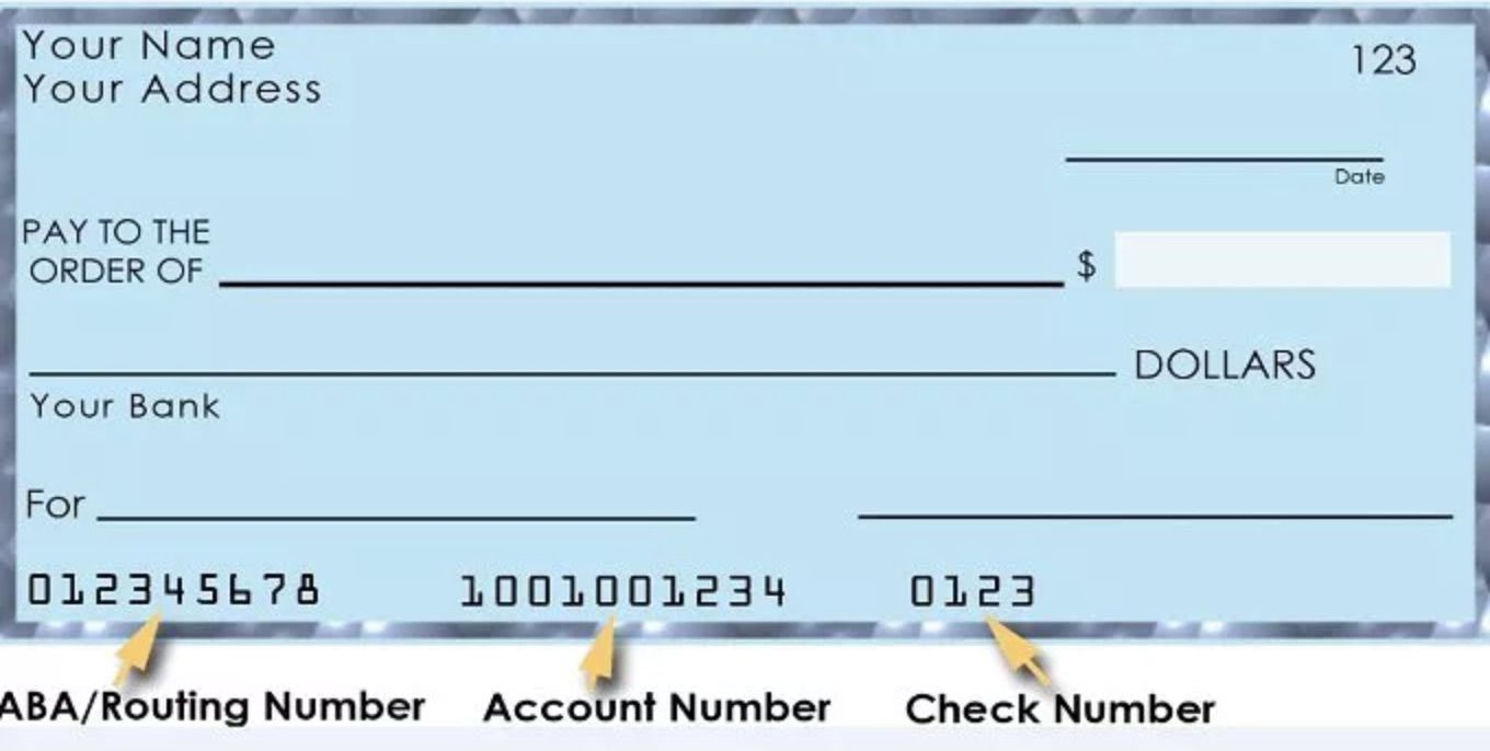 Account Number Definition