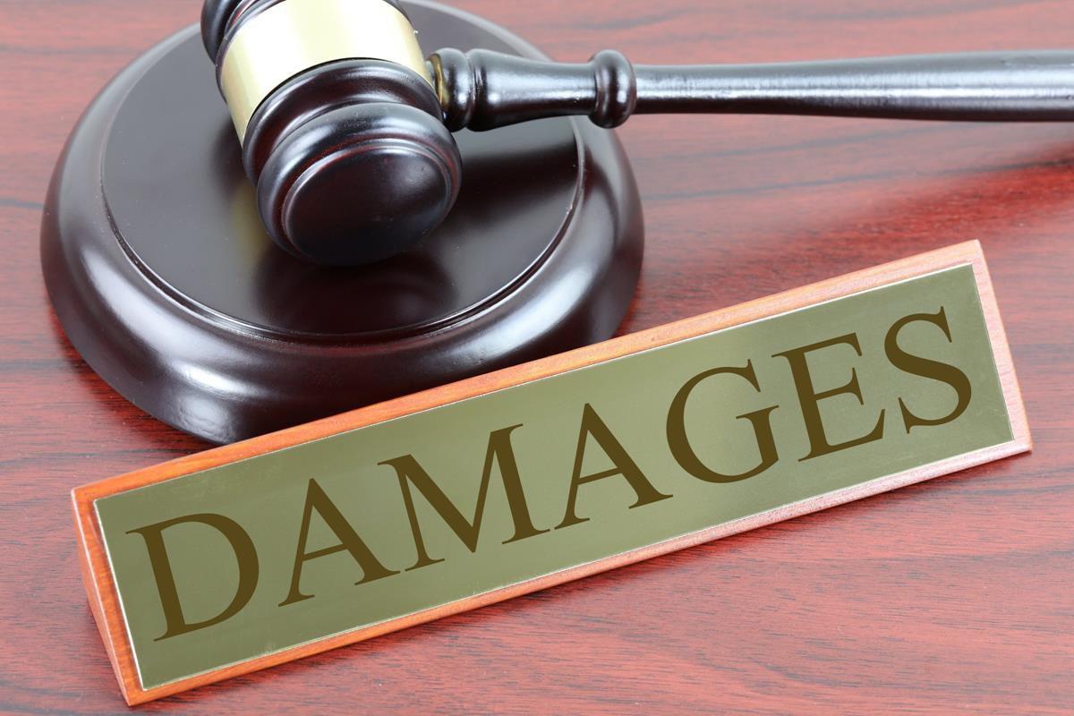 Punitive Damages Definition