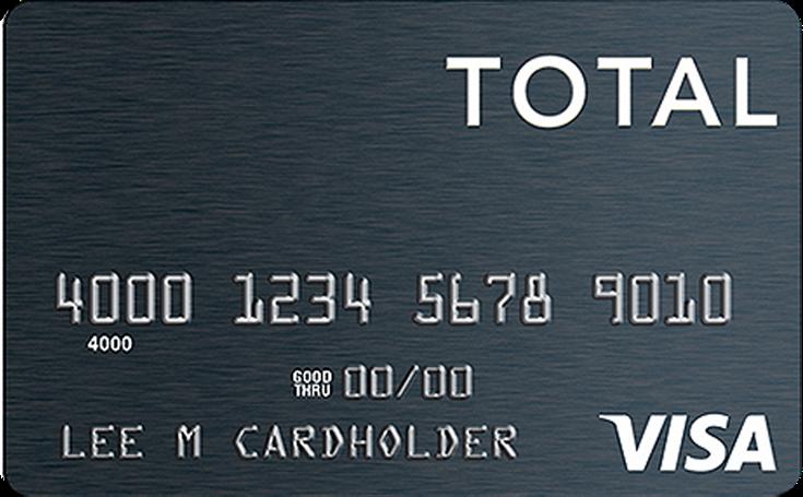 Total Visa Credit Card Review