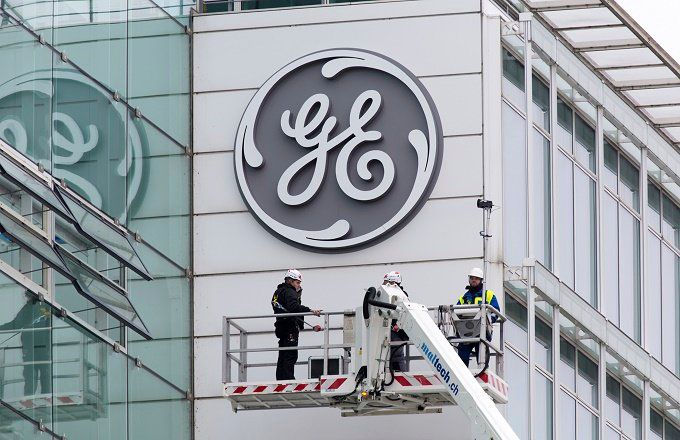 What Happened to GE in 2018?