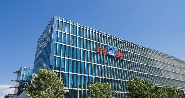 Image of Baidu building