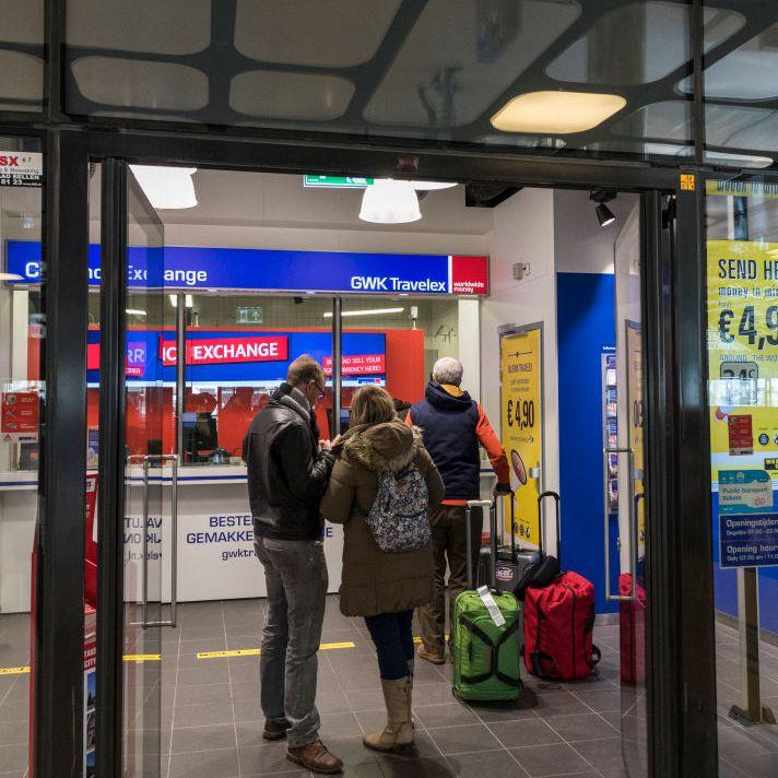 Travelex Changing Money Into Profits