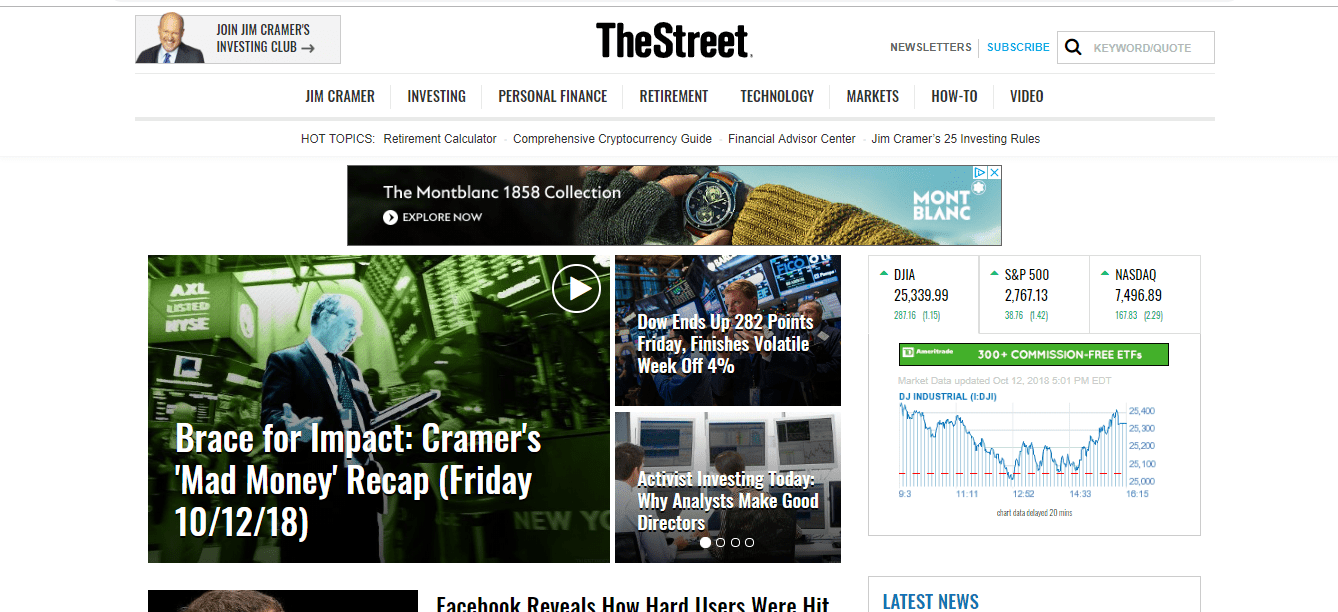 The Motley Fool vs  TheStreet: Which Is Which?