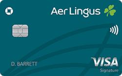 Aer Lingus Visa Signature® card