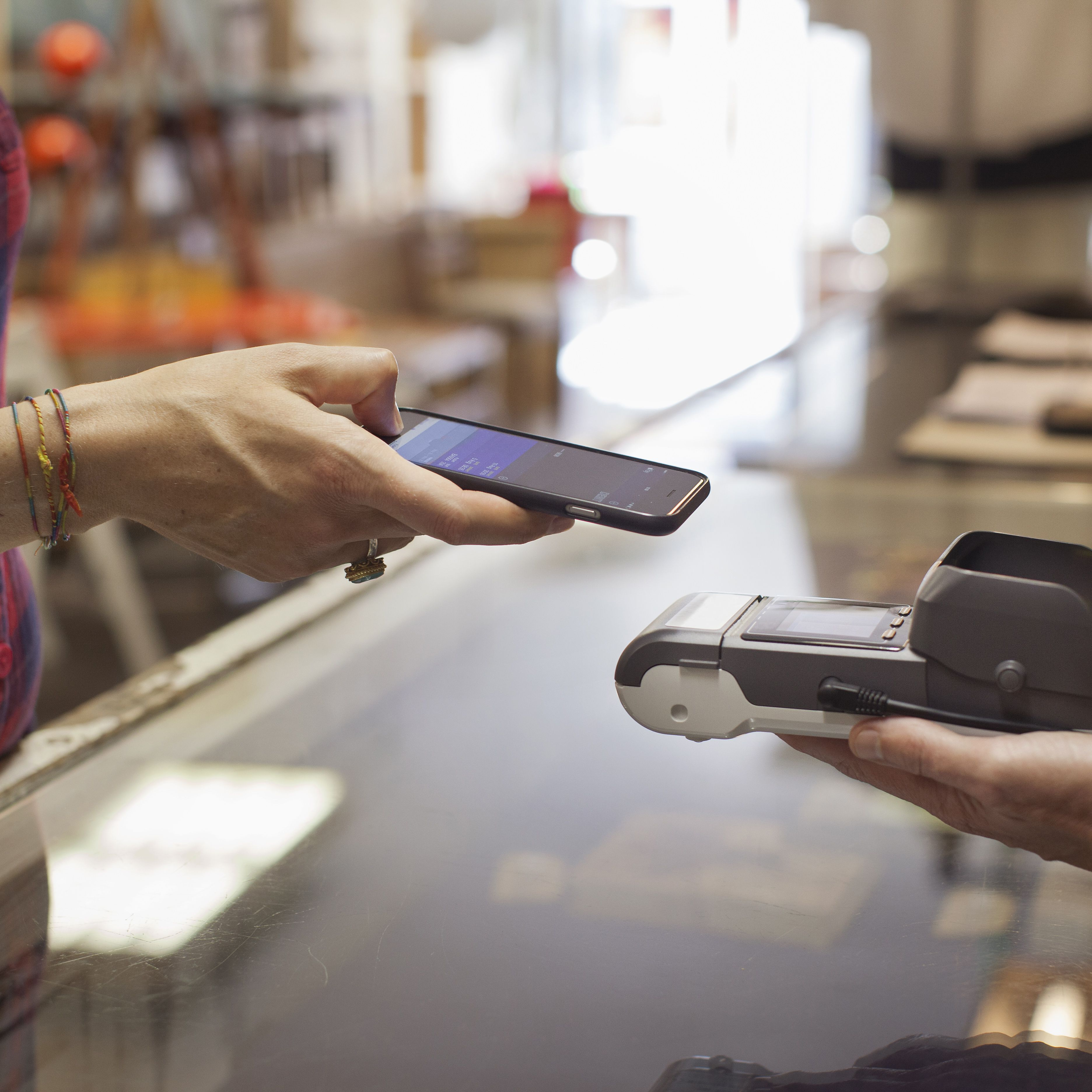 Definition of Point of Sale (POS)