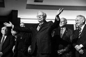 Forbes Media Centennial Celebration with Warren Buffett
