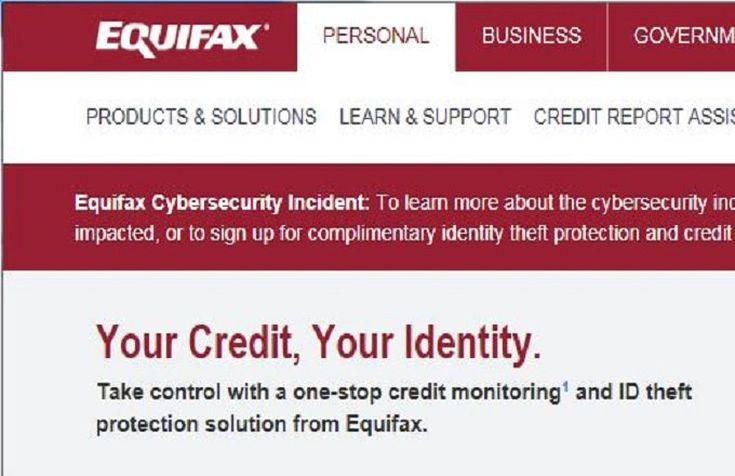 Equifax Credit Report >> Was I Hacked Find Out If The Equifax Breach Affects You