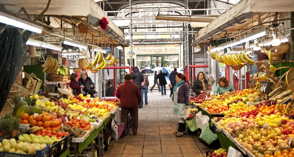 Shopping farmer's markets is sustainable and budget friendly.