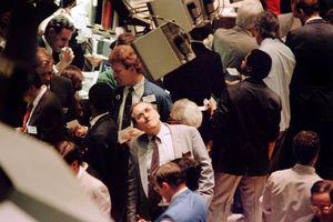 USA-STOCK MARKET CRASH