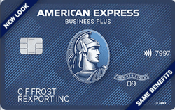 Blue Business® Plus Credit Card