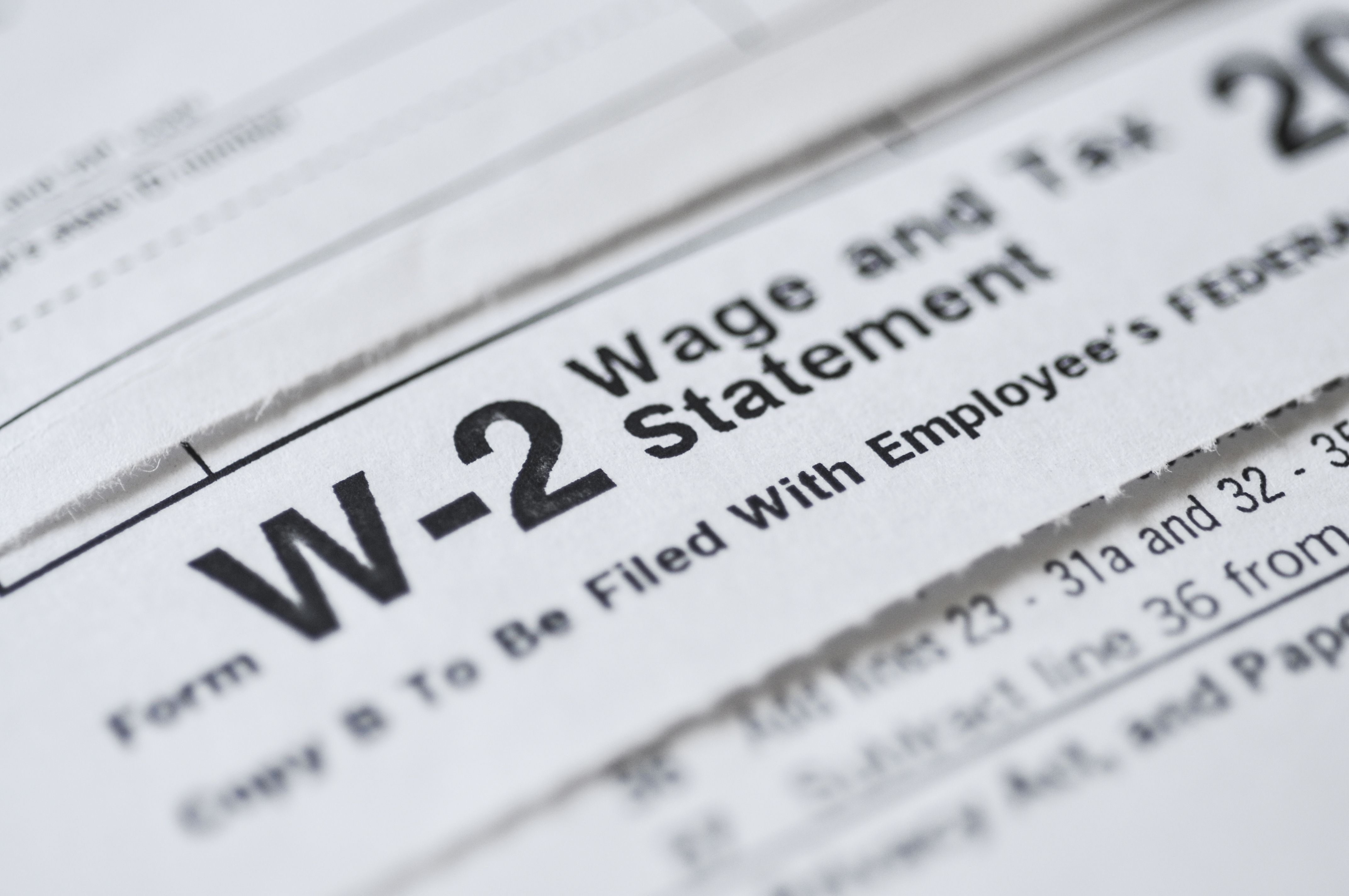 w2 form requirements  W-13 Form