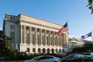 Jamie L. Whitten Federal Building -- USDA Headquarters -- Washington, D.C., May 26, 2017