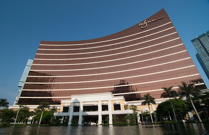 Image result for Wynn Stock Breaks Out as Macau Gaming Revenue Soars