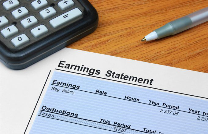 Earning statement 5bfc379fc9e77c005182f56b