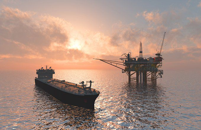 The Top 6 Companies In Crude Tanker Business (TK, FRO)