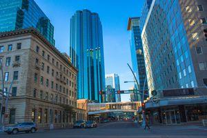 Downtown Edmonton | Alberta | Canada