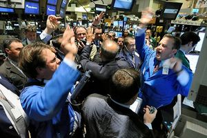 NYSE Floor Trading