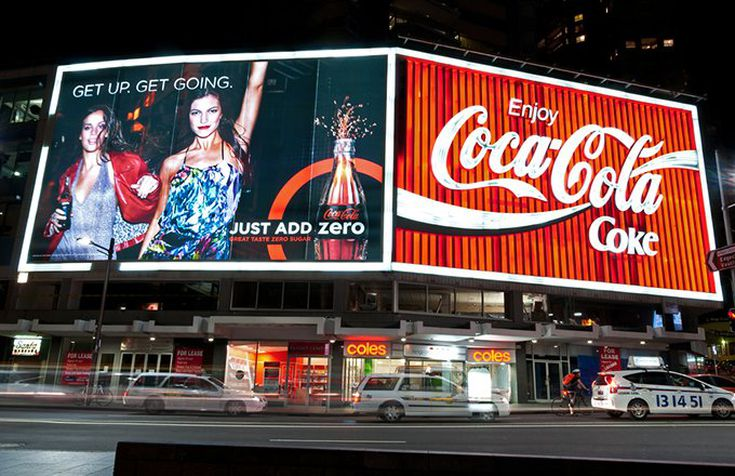 A Look At Coca-Cola's Advertising Expenses
