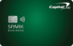 Capital One Spark Cash Plus for Business