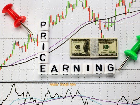 What is the formula for calculating earnings per share?