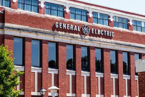 Former General Electric Lighting Factory. Financial troubles have forced GE to seek buyers for several divisions, including lighting and healthcare IV