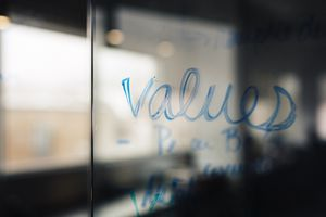 The word Values