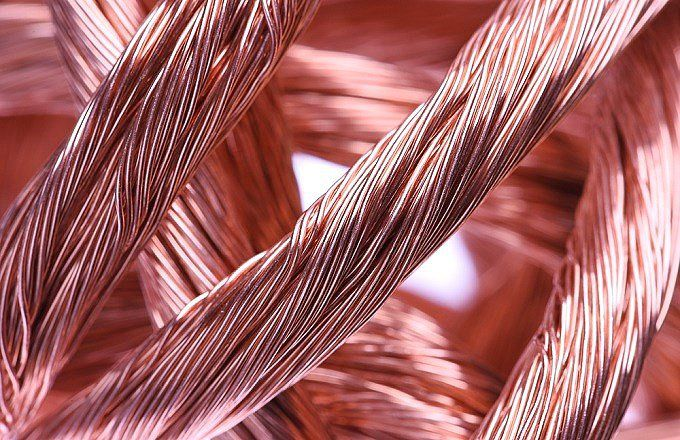 Top 5 Copper Stocks for 2019