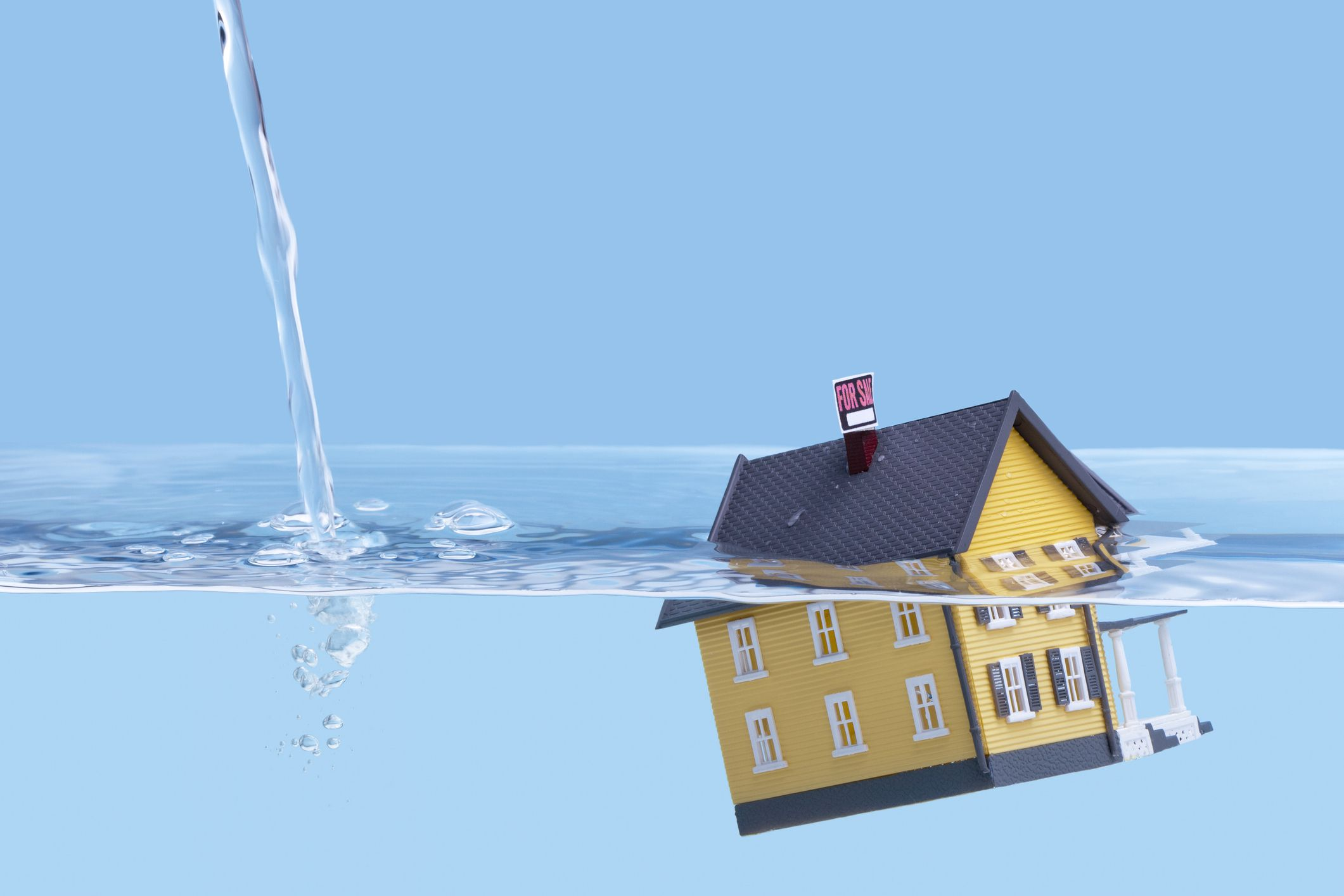 Underwater Mortgage Defined