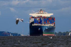 Global trade transport