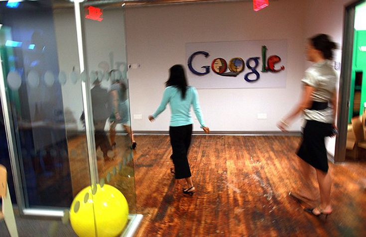 The Top 10 Reasons to Work at Google