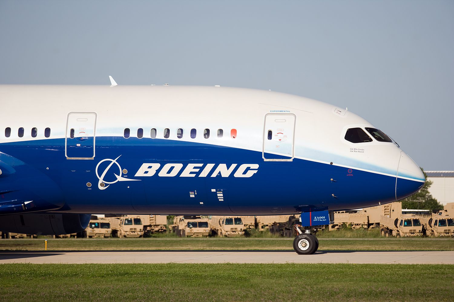 The Top 4 Boeing Shareholders