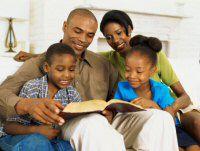 Family Home Evening Family Reading