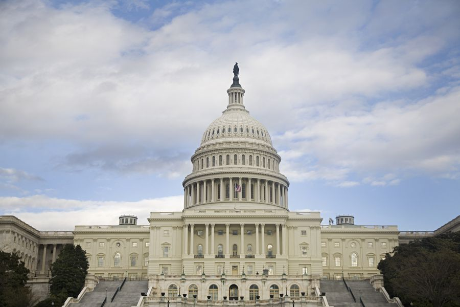 US Capitol Building, Senate and House