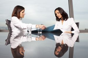 A consultation with a financial adviser.