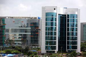 Securities and exchange board of India building at bandra kurla complex, Bombay, Mumbai, Maharashtra, India