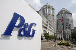 Image of Procter & Gamble sign