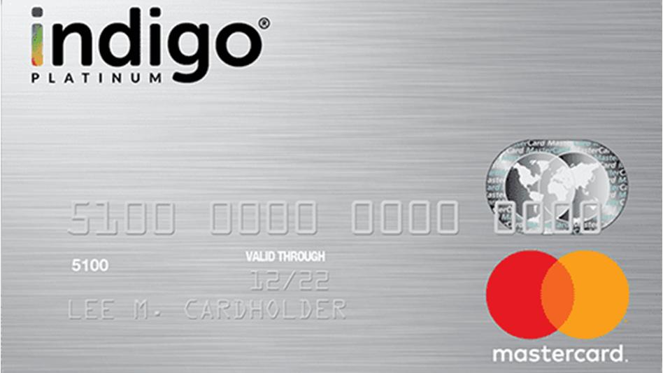 Indigo Platinum Mastercard Review