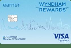 Wyndham Rewards® Earner℠ Card