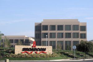 Image of Broadcom building