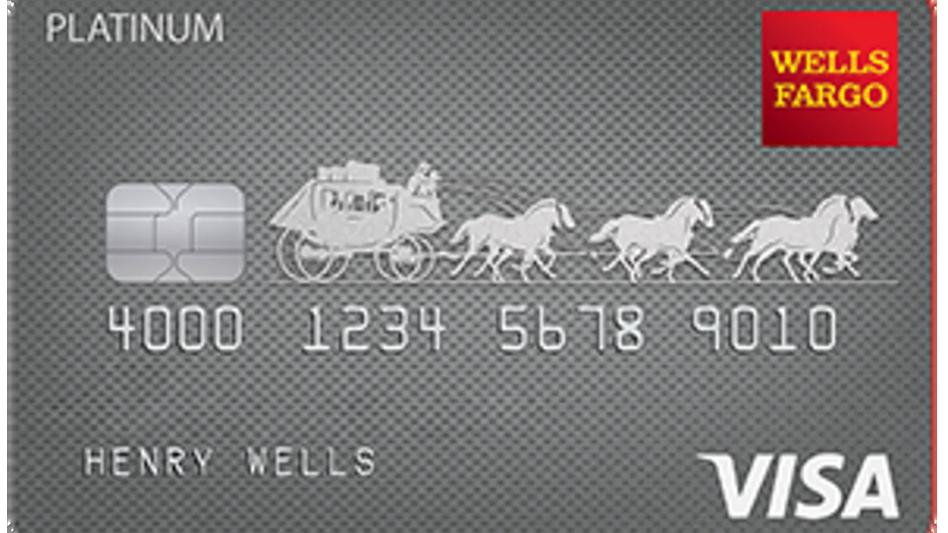 Wells Fargo Platinum Credit Card Review