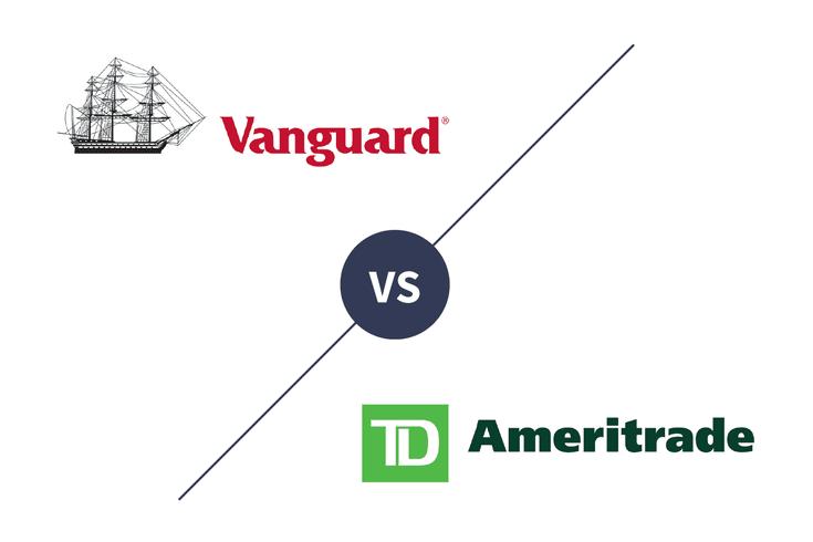 Vanguard vs  TD Ameritrade 2019