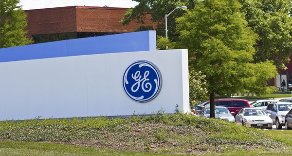 Image of General Electric sign
