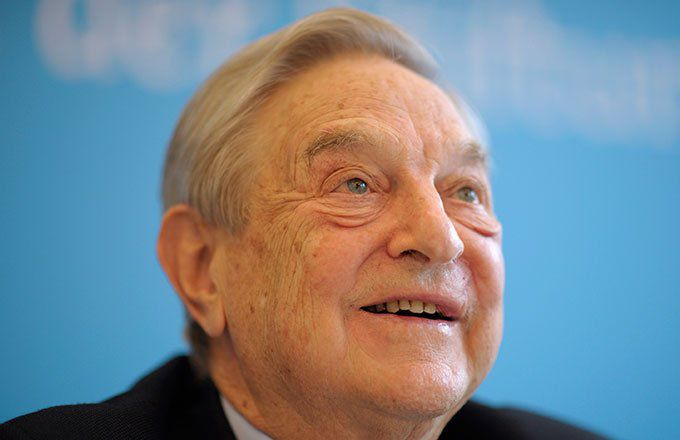 By George: Investing The Soros Way