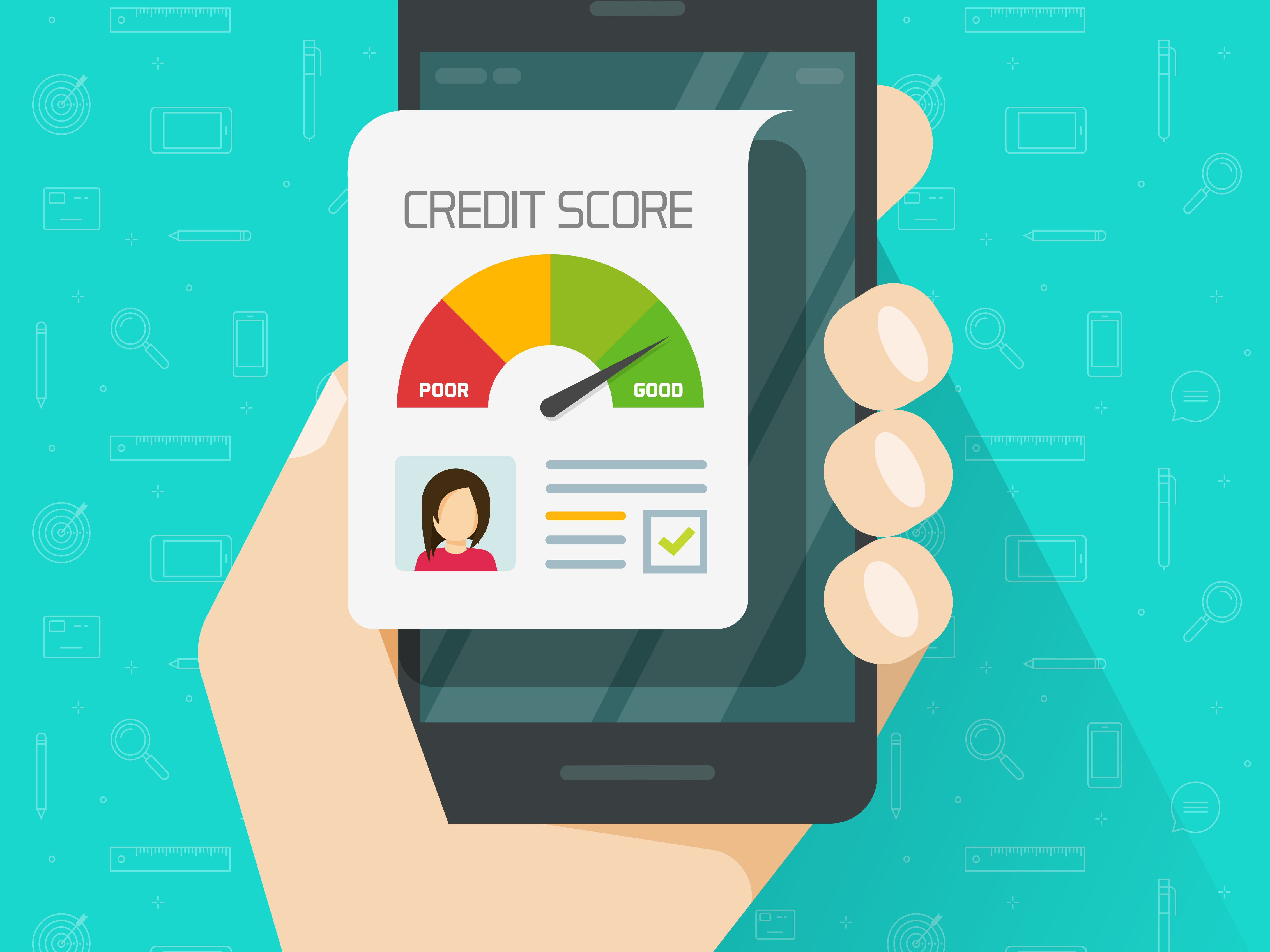 550 Credit Score Credit Card >> How Bad Is My Credit Score
