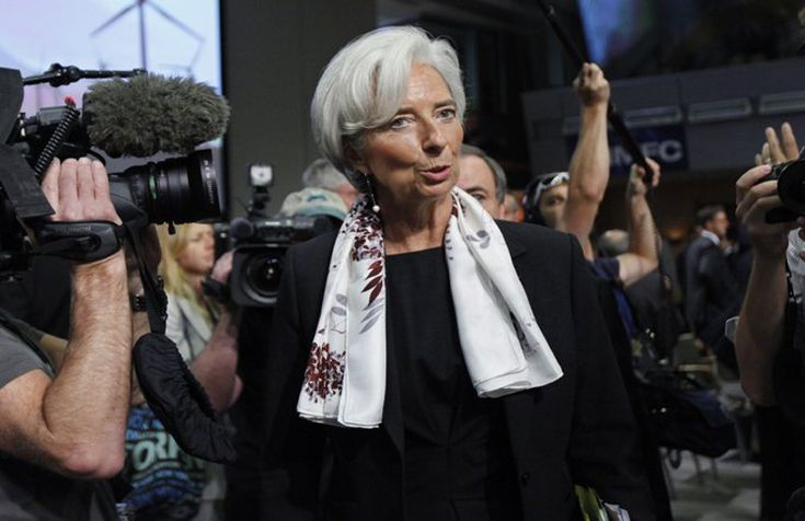 IMF Chief Suggests IMFCoin Cryptocurrency as Possibility