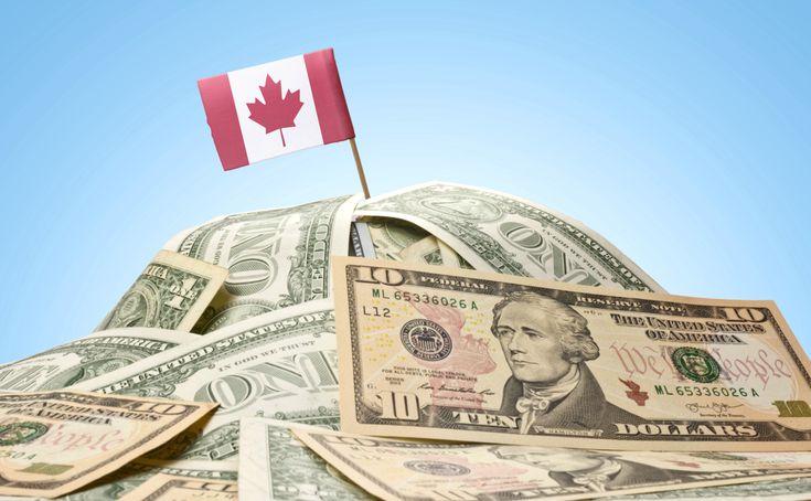 Usd Cad U S Dollar Canadian